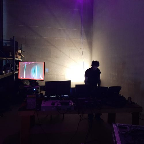 FOH/Point and Projection
